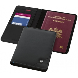 "Cubierta para pasaportes con RFID ""Odyssey"""