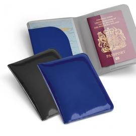Porta documentos de viaje