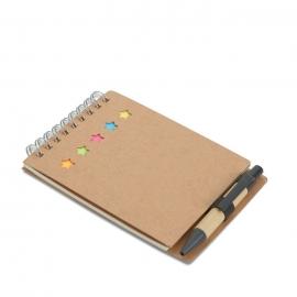 Bloc notas y marcadores Multibook