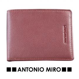 Cartera piel marca Antonio Miró