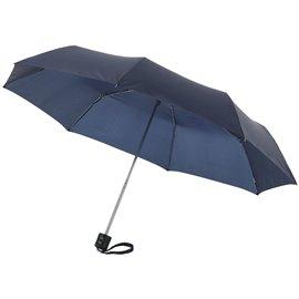 "Paraguas 3 secciones 21,5"""