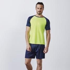 Camiseta deporte combinada
