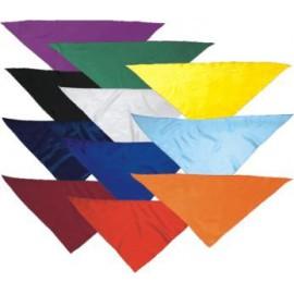 Pañuelo triangular varios colores