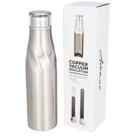 Botella Hugo con aislamiento al vacío de cobre y cierre hermético