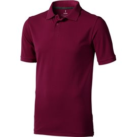 Polo color Calgary hombre, marca Elevate