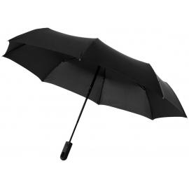 Paraguas 3 secciones TRAVELER marca Marksman