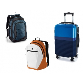 Bolsas, mochilas, trolley